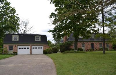 Springfield Single Family Home For Sale: 2482 Fox Hollow Road