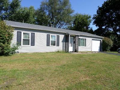 New Carlisle Single Family Home For Sale: 1656 Lundgren Road