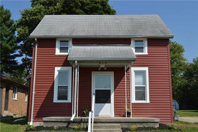Springfield OH Single Family Home For Sale: $69,000
