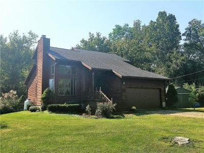 Springfield OH Single Family Home Contingency/Show: $205,000