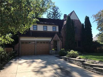 Springfield Single Family Home For Sale: 221 S Broadmoor