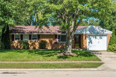New Carlisle Single Family Home For Sale: 208 Zimmerman