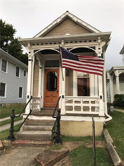 South Charleston Single Family Home Contingency/Show: 38 S Chillicothe Street