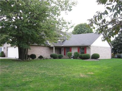 Centerville Single Family Home For Sale: 9609 Feather Wood Lane