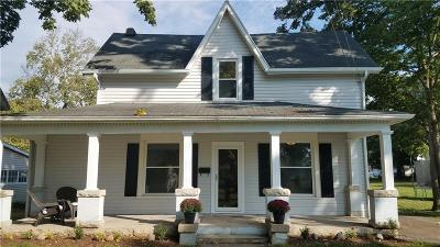 Urbana Single Family Home Contingency/Show: 524 Boyce Street