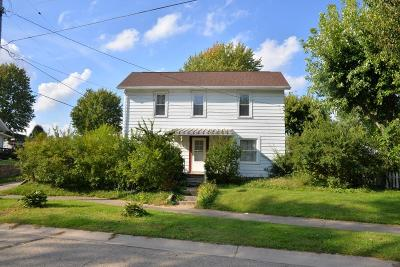 South Charleston Single Family Home Contingency/Show: 210 E Jamestown Street