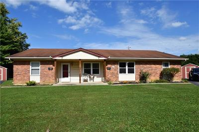 New Carlisle Multi Family Home For Sale: 1123-1125 Cambridge Court