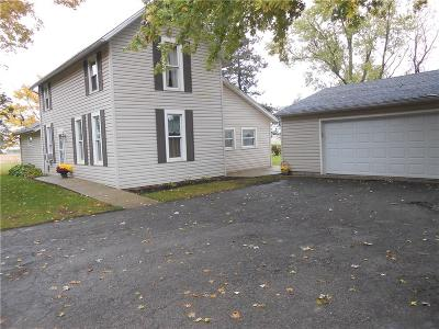 Single Family Home Sold: 8817 Plattsburg Road