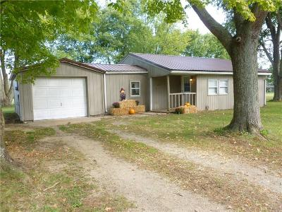 South Vienna Single Family Home For Sale: 8132 Tarbutton
