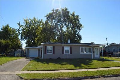 New Carlisle Single Family Home Contingency/Show: 334 Galewood Drive