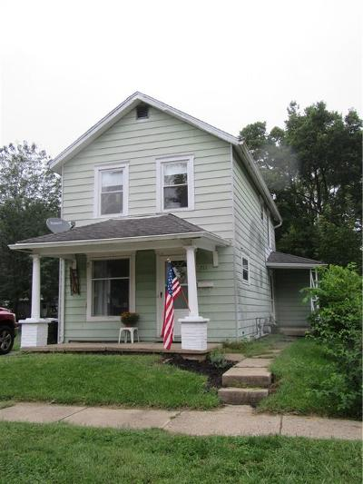 Urbana Single Family Home For Sale: 711 N Russell Street