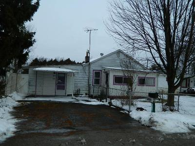 Springfield OH Single Family Home For Sale: $22,000