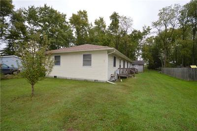Springfield OH Multi Family Home For Sale: $129,900