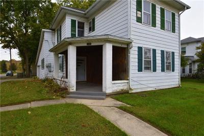 New Carlisle Multi Family Home For Sale: 604 W Jefferson