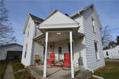 South Charleston Single Family Home For Sale: 20 Jamestown Road