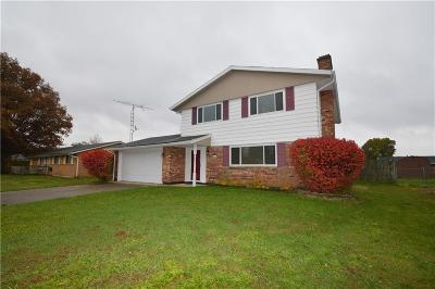 Fairborn Single Family Home For Sale: 8323 Gibson Avenue