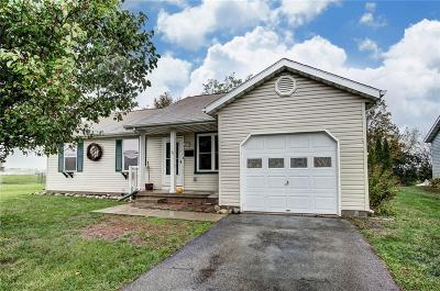 South Charleston Single Family Home Contingency/Show: 225 Overlook Drive