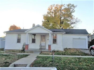 Urbana Single Family Home For Sale: 500 East Lawn Avenue