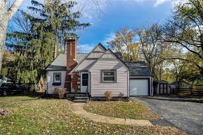 Beavercreek Single Family Home For Sale: 1636 Grange Hall