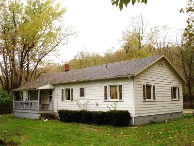Springfield Single Family Home For Sale: 3912 Lower Valley