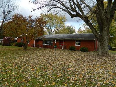 Springfield OH Single Family Home For Sale: $87,000