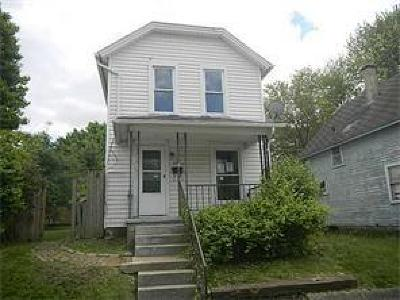 Springfield OH Single Family Home For Sale: $24,900