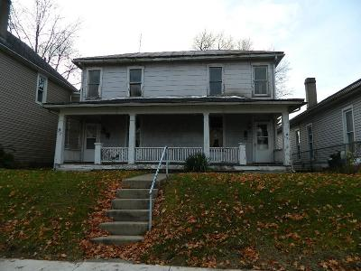 Springfield Multi Family Home For Sale: 415-415 1/2 N Race Street
