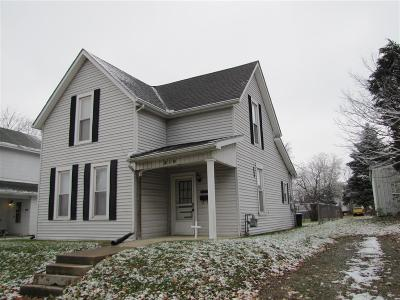 Urbana Single Family Home For Sale: 219 Orange Street