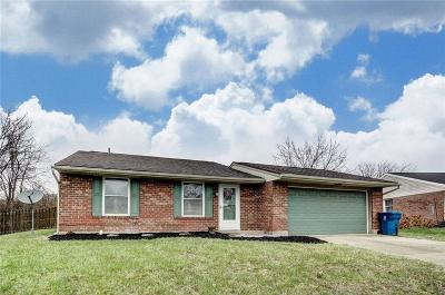 Huber Heights Single Family Home Contingency/Show: 4821 Creeknoll