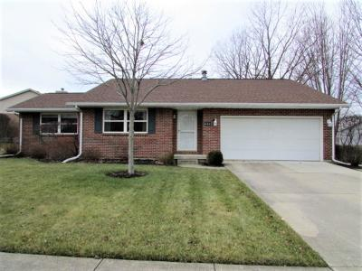 Springfield OH Single Family Home For Sale: $159,900