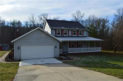 Springfield Single Family Home For Sale: 789 Spring Falls