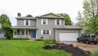 Beavercreek Single Family Home For Sale: 1538 Forestdale