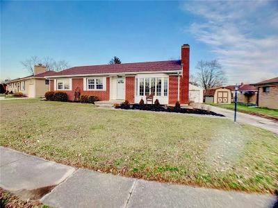 Springfield Single Family Home Contingency/Show: 2558 Cavins Drive
