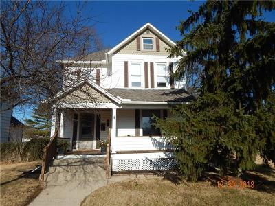 Springfield Single Family Home For Sale: 432 W McCreight