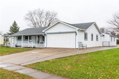 New Carlisle Single Family Home For Sale: 967 Weinland