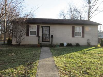 Springfield Single Family Home For Sale: 2519 Virginia Avenue