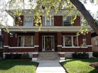 Springfield Single Family Home For Sale: 35 Englewood