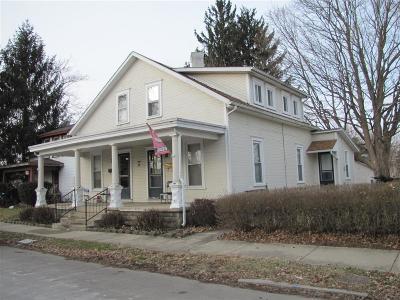 Urbana Multi Family Home For Sale: 324 E Ward Street