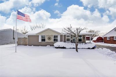 New Carlisle Single Family Home For Sale: 1241 Frayne