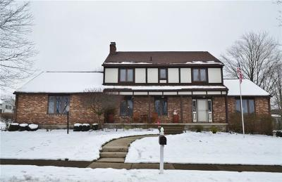 Springfield OH Single Family Home For Sale: $224,900