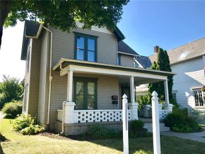 Urbana Single Family Home For Sale: 430 S Main Street