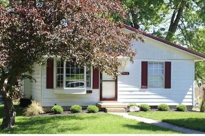 Springfield Single Family Home For Sale: 1308 Maryland
