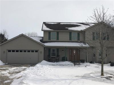 Springfield OH Single Family Home For Sale: $250,000