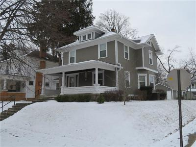 Urbana Single Family Home For Sale: 303 Lincoln Place
