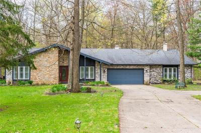 Springfield Single Family Home For Sale: 6155 S Tecumseh