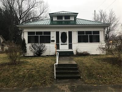 Urbana Single Family Home For Sale: 607 S Walnut Street