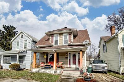 Springfield Single Family Home For Sale: 1702 Warder