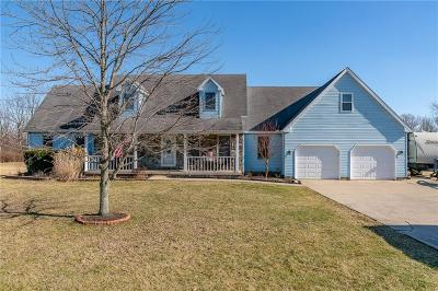 Springfield Single Family Home For Sale: 2120 Ashbrook