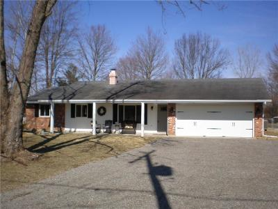 Urbana Single Family Home For Sale: 5700 State Route 55