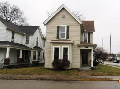 Springfield Single Family Home For Sale: 706 Cedar Street